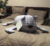 Кот подушка-игрушка