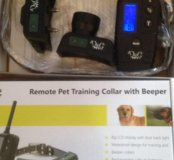 Ошейник с бипером для охотничьих собак