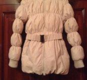 Куртка демисезонная (для девочки, рост 140)