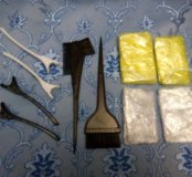 Инструменты для окрашивания волос
