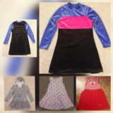 Платья, сарафаны, блузки, юбки