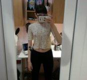 Блуза ( укороченная) H&M