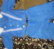 Вязанные костюмы с 6 мес до 1 года