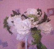 Букет невесты новый
