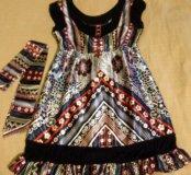 Платье Sash