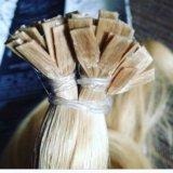 Капсуляция волос для горячего наращивания