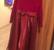 3 праздничных платья р 104-110