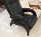 Кресло из экокожи.Новые из магазина.