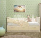 Кроватка Дельфин 1.8м