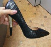 Туфли кожа новые