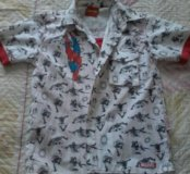 Рубашка 116рост