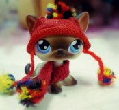 LPS Littlest Pet Shop аксессуары