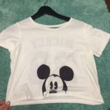 Новая футболка Mikey mouse
