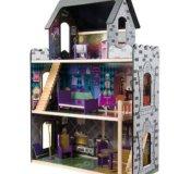 Новый деревянный дом monster high