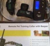 Ошейник для охотничьих собак с бипером