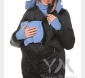 Куртка слинг 3 в 1 зимняя