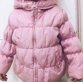 Продам детскую куртку для малышки