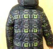 Куртка зимняя на мальчика!!!