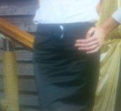 Стильная и строгая юбка-карандаш, размер 42-44