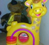 Музыкальный жираф