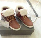 Новые оригинальные из Америки ботинки Timberland