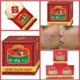 Мыло для проблемной кожи лица