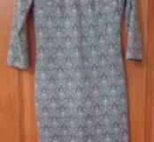 Платье из лайма
