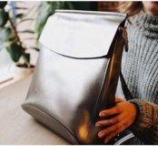 🔥Женский рюкзак- сумка из натуральной кожи🔥