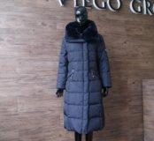 Пальто зимнее женское р. 50 новое