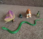 Наборчики с рептилиями
