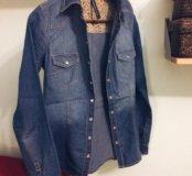 Рубашка джинсовая Concept club