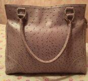 Абсолютно новая сумка, нежно сиреневого цвета