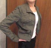 Ветровка-пиджак новый