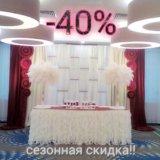 Свадебный декор арка
