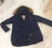 Куртка очень тёплая зима