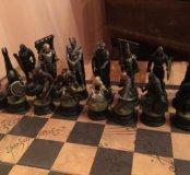 Властелин колец шахматы