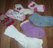 Носочки на младенца и старше