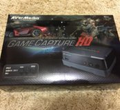 Устройство видеозахвата AVMedia game capture HD
