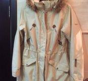 Парка, куртка. Р. 46-48