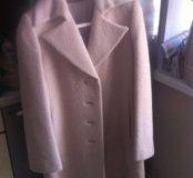 """пальто из шерсти  s-m """" салют"""""""