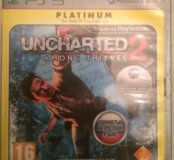 Uncharted 2 Among Thieves для PS3