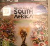 2010 FIFA world cup South Africa для PS3
