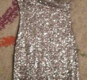 Вечернее платье 40-42