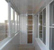 Отделка/ремонт, окон, балконов