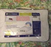 Новые ортопедические подушки sleep profesor askona