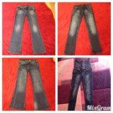 4 джинс на девушку размеры 26, 30