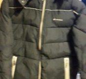 Куртка-пуховик Lee Cooper