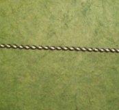 Новый серебряный браслет с биркой