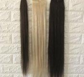 Волосы натуральные 50 см