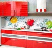 Кухонный фартук (скинали)